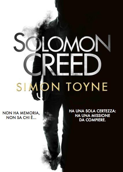 Solomon Creed è uno dei libri da leggere a giugno 2017