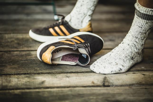 Adidas ha creato una calzatura perfetta per l'Oktoberfest