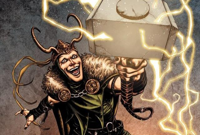 Cover di Thor: The Trials of Loki