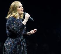Adele in concerto