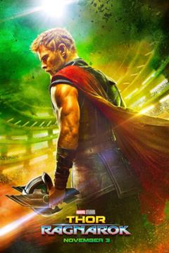 Poster speciale con Thor