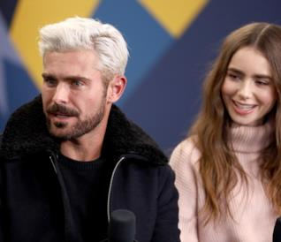 """""""Ted Bundy"""": Zac Efron e Lily Collins al Sundance film Festival 2019"""
