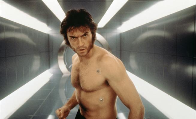 Hugh Jackman è Wolverine in X-Men del 2000