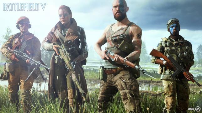 Le War Stories torneranno anche in Battlefield V