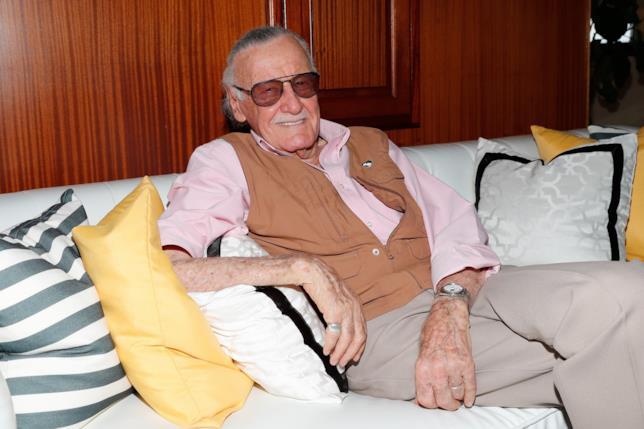 L'autore Stan Lee