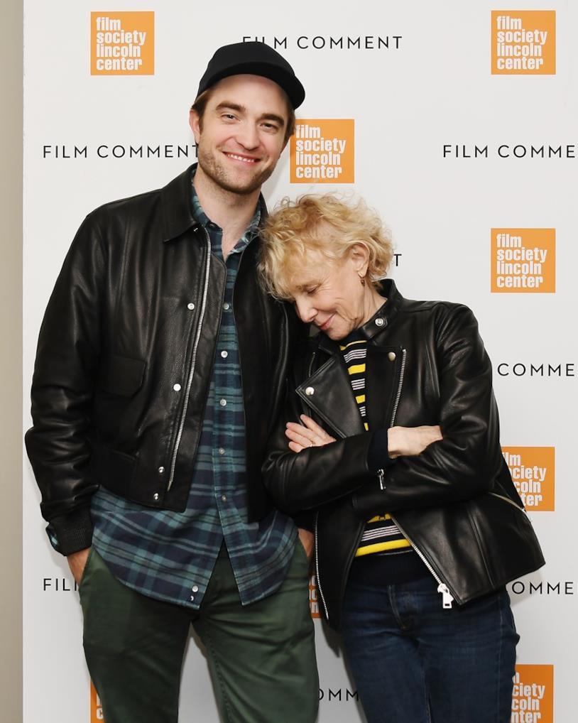 Robert Pattinson e Claire Denis al photocall di High Life
