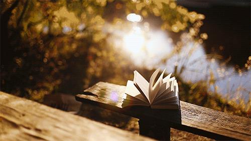 Mathilda legge un libro