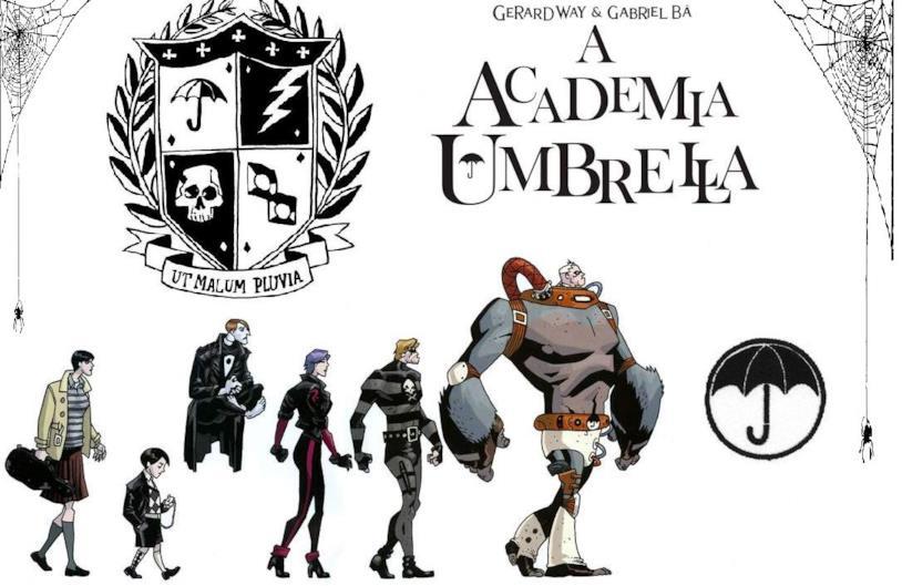 Gabriel Ba Umbrella Academy