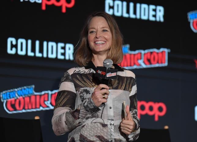 Jodie Foster al New York Comic-Con