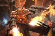 Uno screenshot da Doom Eternal