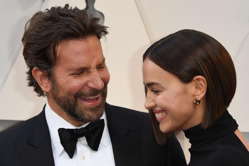 Bradley Cooper e Irina Shayk agli Oscar 2019