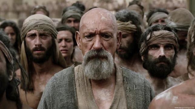 Ben Kingsley in Exodus– Dei e Re