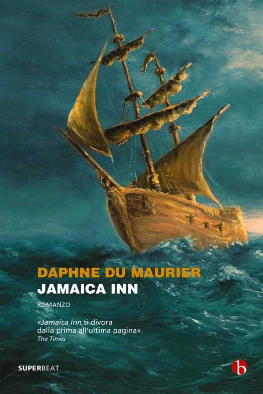 Daphne Du Maurier torna in libreria con Jamaica Inn