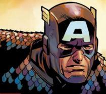 Steve Rogers nei panni di Capitan America