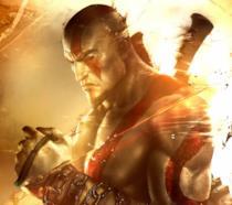 Il Kratos più giovane di God of War 2