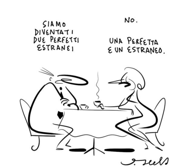 I Nasoni in una tipica vignetta di Held