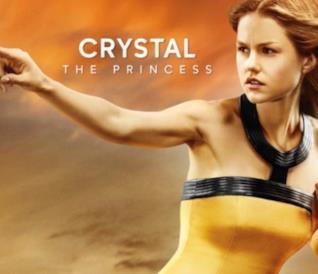 Crystal nei fumetti Marvel