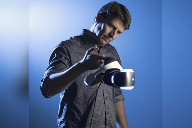 Richard Marks e PlayStation VR, una delle sue creature