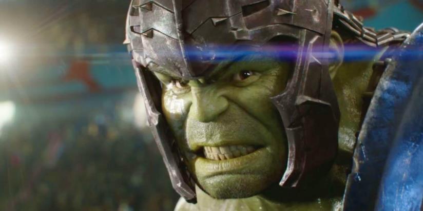 Hulk in Thor: Ragnarok