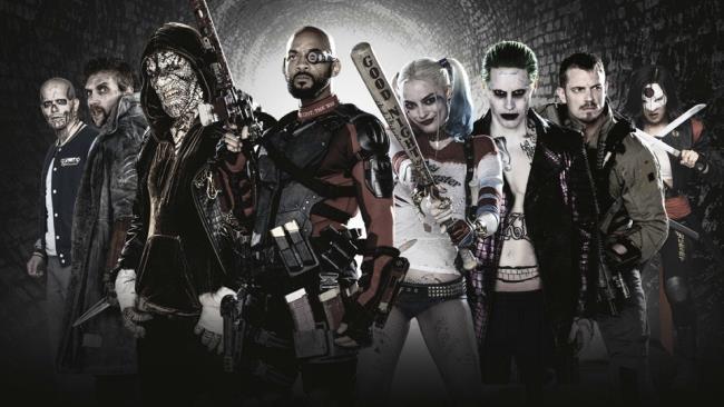 I protagonisti di Suicide Squad