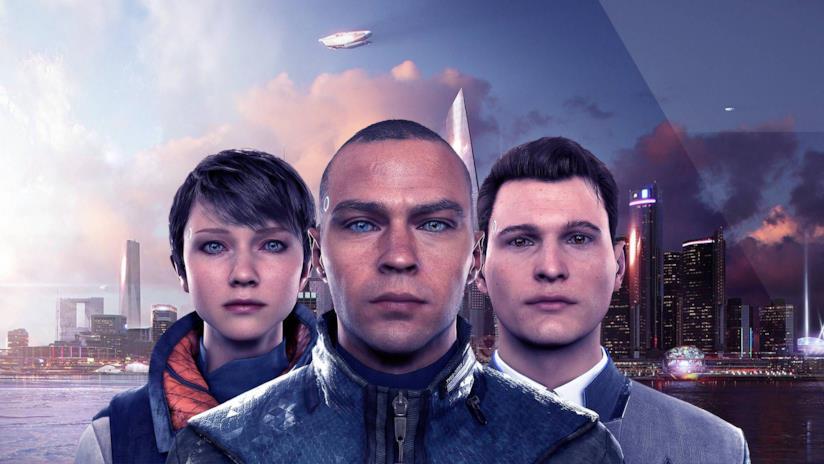 I protagonisti di Detroit: Become Human, esclusiva PS4 di Quantic Dream