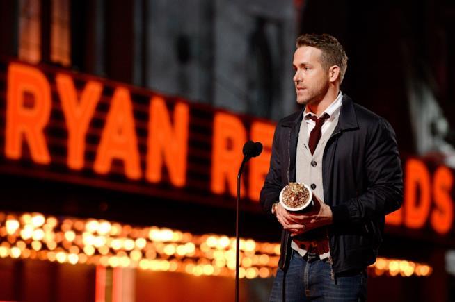 Deadpool è interpretato dall'attore Ryan Reynolds
