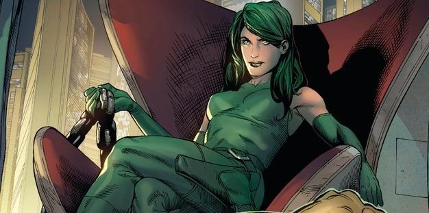 Ophelia Sarkissian alias Madame Hydra