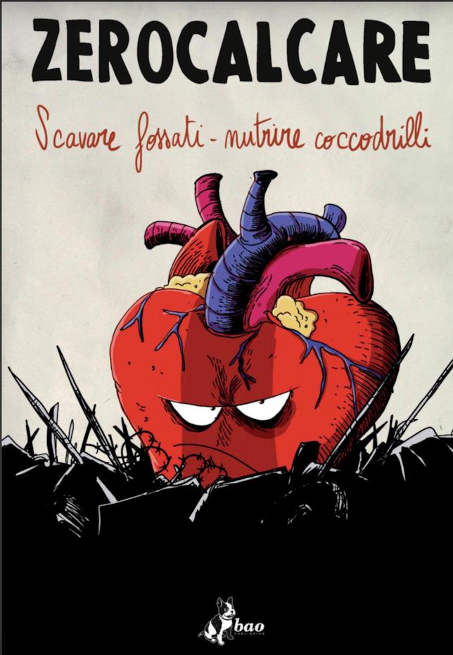 La cover del catalogo Scavare fossati - nutrire coccodrilli