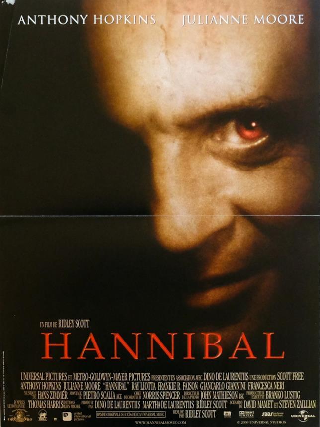 La locandina di Hannibal