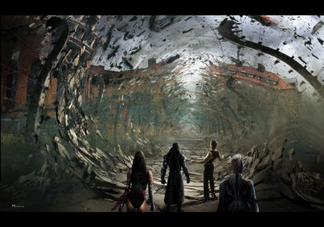 Magneto e i Cavalieri di Apocalisse