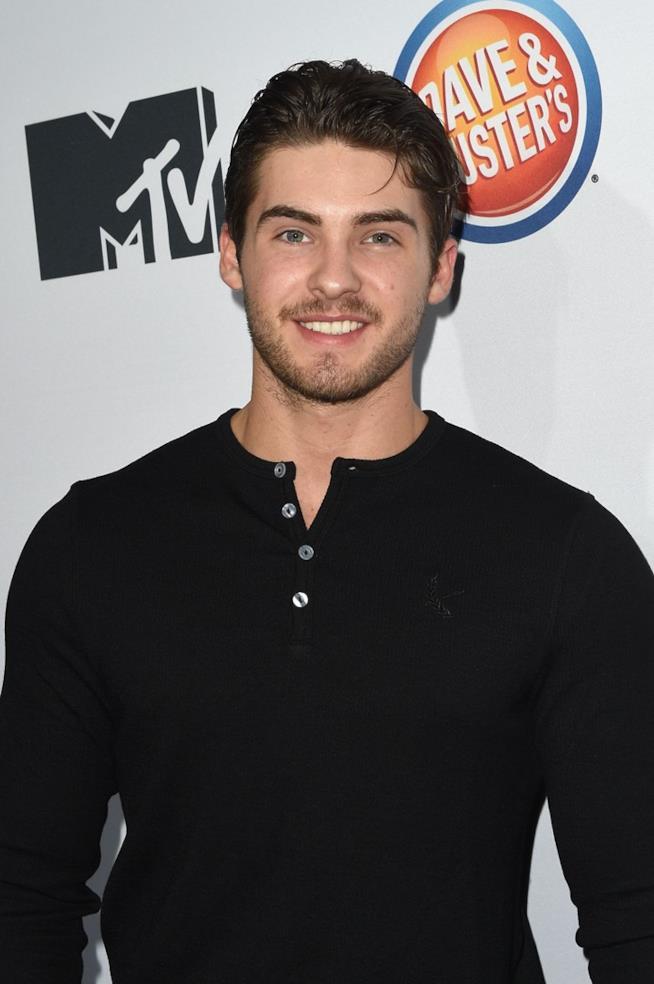 Cody Christian a un evento ufficiale
