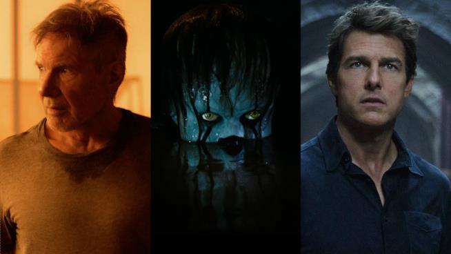 Da Blade Runner 2049 a La Mummia, tra sequel e reboot