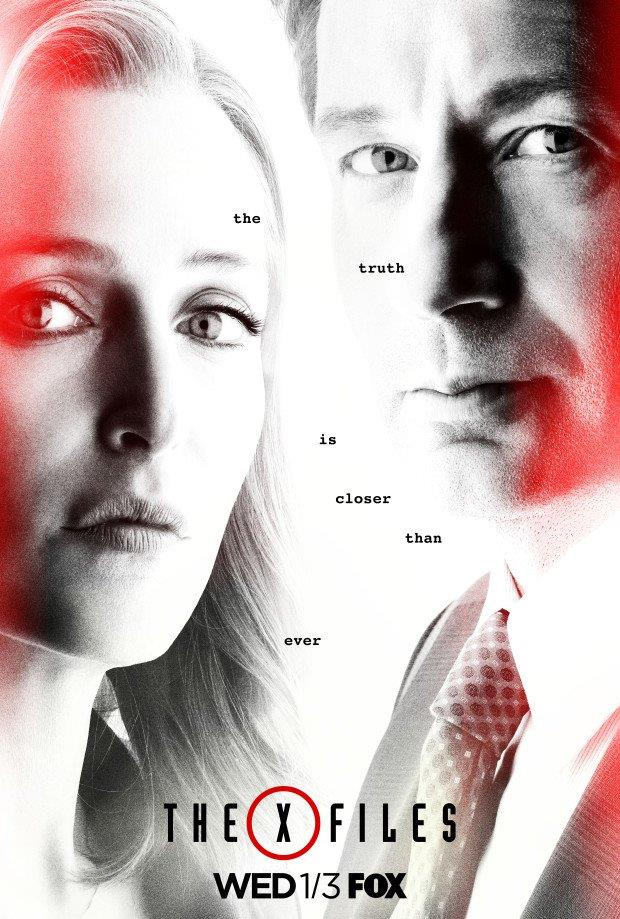 X-Files, poster