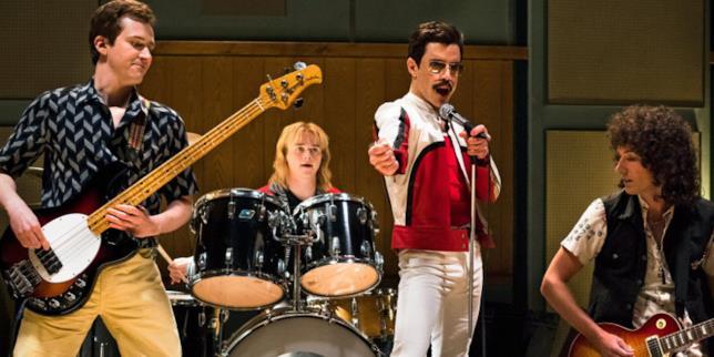 scena Bohemian Rhapsody