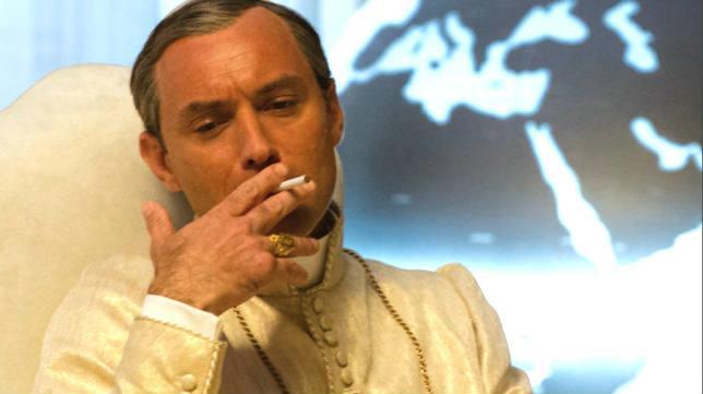 Jude Law è il Papa di Paolo Sorrentino