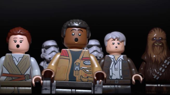 Immagine da LEGO Star Wars: Il Risveglio della Forza