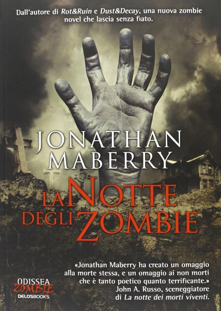 La notte degli zombie, la copertina