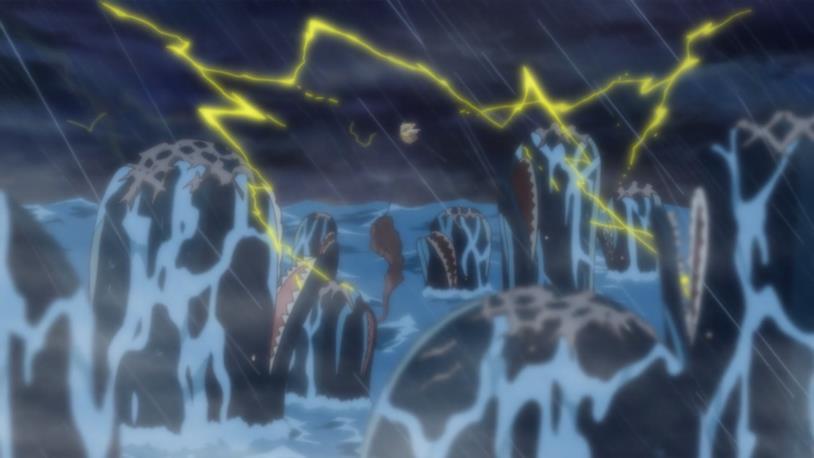 One Piece il Nuovo Mondo