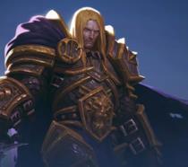 Uno degli eroi di Warcraft 3