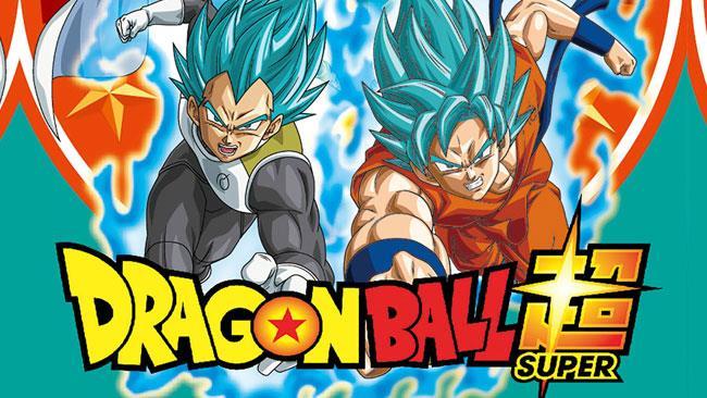 Vegeta e Goku Super Saiyan Blue in Dragon Ball Super