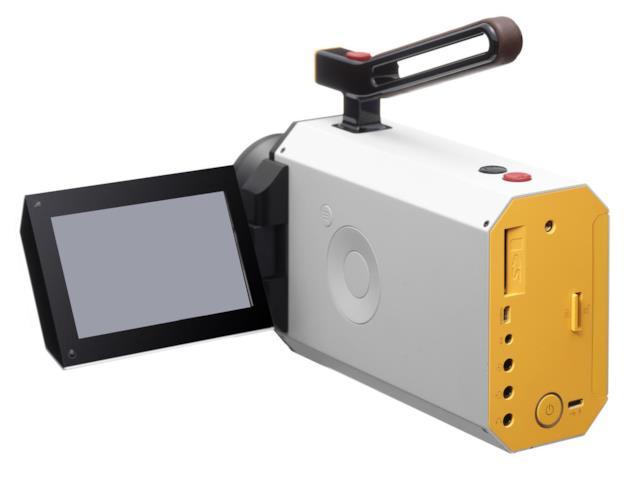 Primo piano della nuova Kodak Super 8