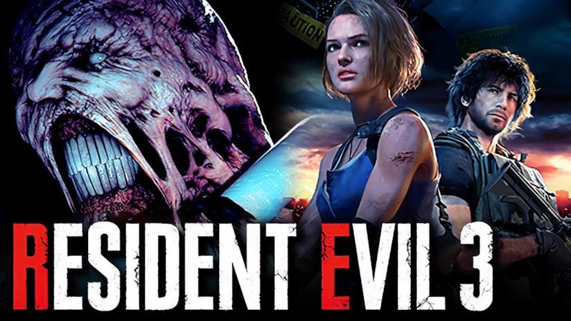 La cover di Resident Evil 3 Remake