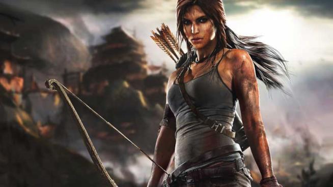 scena di Rise of Tomb Raider