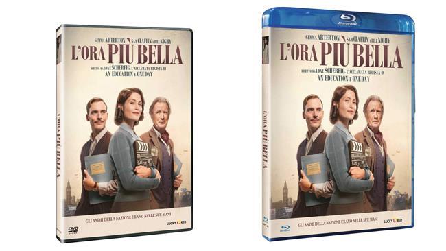 L'ora più bella - Home Video - DVD e Blu-ray