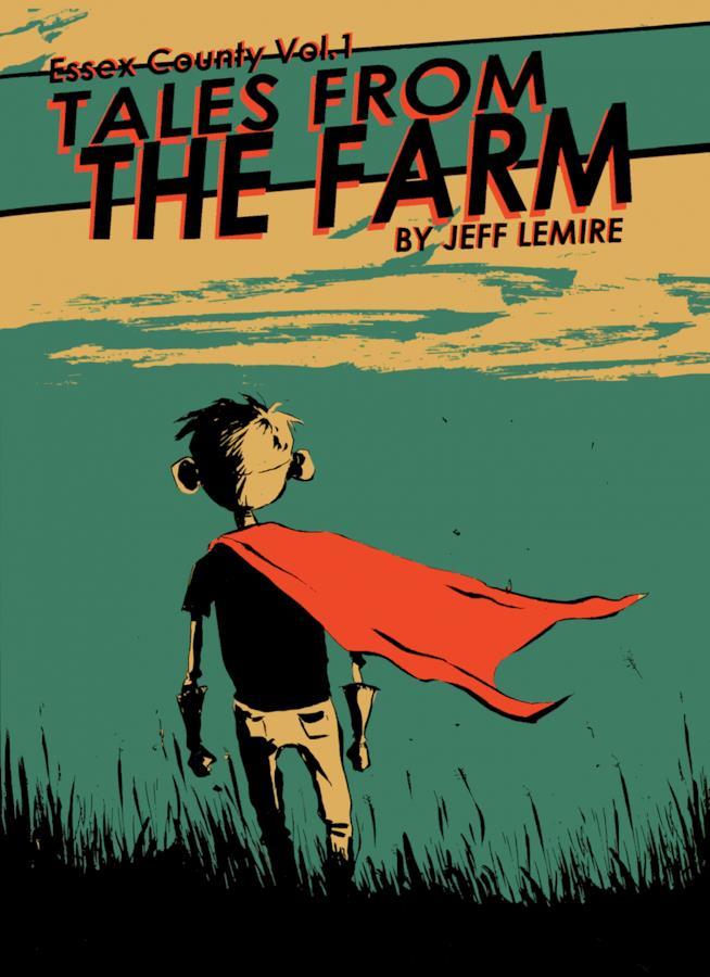 Il primo volume di Essex County di Jeff Lemire