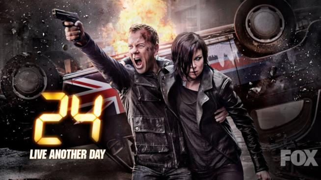 Jack Bauer in 24: Live Another Day