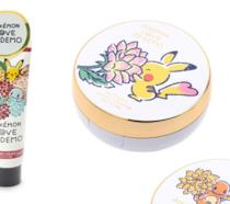 Fondotinta e crema della nuova linea Pokémon