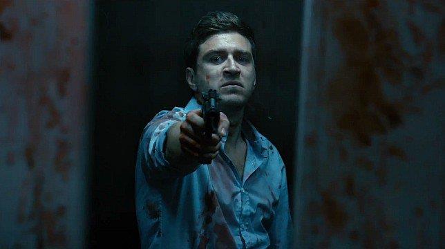 Il protagonista di The End, il film zombie italiano