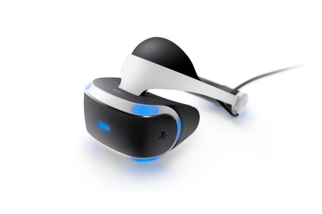PlayStation VR è il casco per la realtà virtuale a marchio Sony