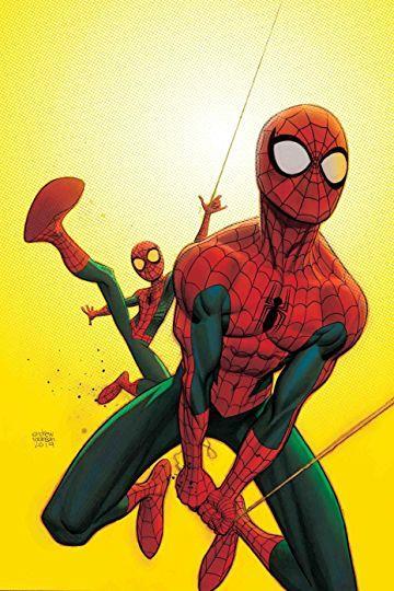La copertina di Friendly Neighborhood Spider-Man (2019) #6 con Spider-Bite e Spider-Man